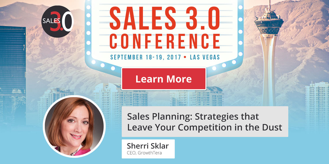 Sales Planning: Strategies that Leave Your Competition in the Dust
